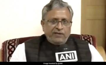 Bihar Paid Rs 1 Crore To Bring Back Students From Kota: Sushil Modi