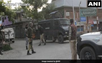 2 Terrorists Killed In Encounter In Jammu And Kashmir's Kulgam: Report