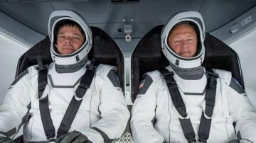 Meet the history-making NASA and SpaceX astronauts