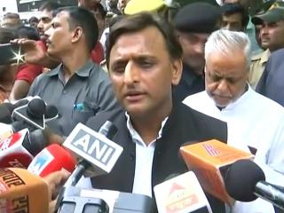 UP Had Over 70,000 Buses But Migrants Made To Walk Home: Akhilesh Yadav