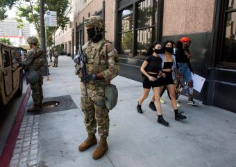 George Floyd unrest: Major cities brace for riots with National Guard troops mobilized
