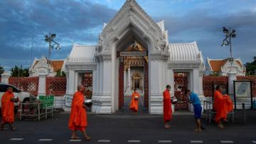 AP PHOTOS: Thailand's reopening is 'same-same but different'