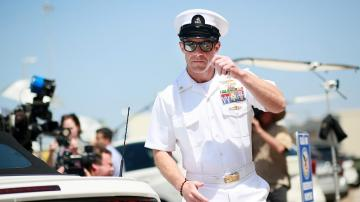 Former Navy SEAL Eddie Gallagher sues Navy secretary, NY Times reporter, alleging smear campaign