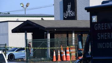 Sheriff: 2 dead, 8 hurt in South Carolina nightclub shooting