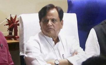 Money-Laundering Case: Probe Agency ED Questions Ahmed Patel For 4th Time