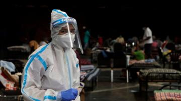 Virus cases jump in worst-hit trio of US, Brazil and India