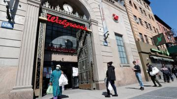 Walgreens lost $1.7B in 3Q as global pandemic tightened grip