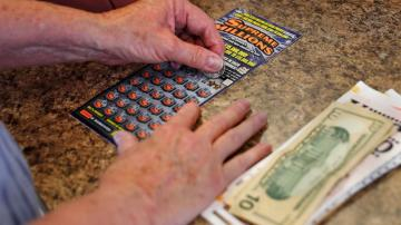 Virus causes uncertainty for state lotteries