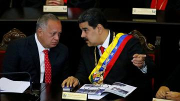 Venezuela socialist party boss announces he has COVID-19