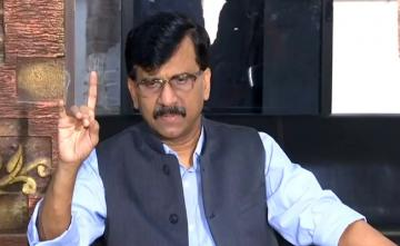 """Why Is Vikas Dubey's Encounter By Cops Being Questioned"": Sanjay Raut"