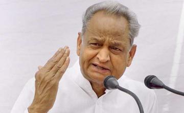 Expand Plasma Therapy Facilities For COVID-19 Patients: Ashok Gehlot