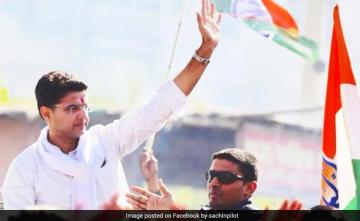 "BJP Silent On Sachin Pilot, Says Horse Trading Allegations ""Fabricated"""