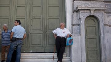 Retirees in Greece win court battle for bailout refund