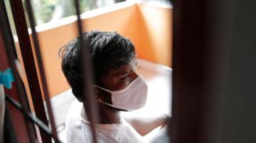 Man blamed for nearly half Sri Lanka virus cases speaks out