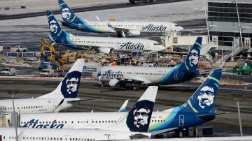 Alaska Airlines says 331 Anchorage employees face job cuts
