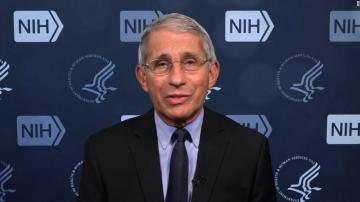 As Fauci points to ways to manage Covid-19 cases, an influential model projects the US death toll could be 300,000 by December