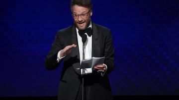 Seth Rogen's Israel comments highlight fraught diaspora ties