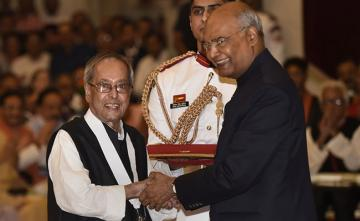 "Pranab Mukherjee In Hospital, Daughter Remembers ""Happiest Day"" Year Ago"