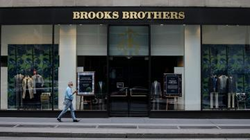 Simon, Authentic Brands buying Brooks Brothers for $325M