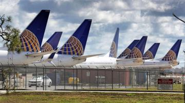 United plans more Florida flights, but virus gets final say
