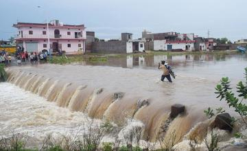 Monsoon Active In Two-Thirds Of India, Rain Red Alert In Gujarat
