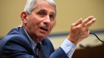 Fauci: Schools should be outdoors as much as possible