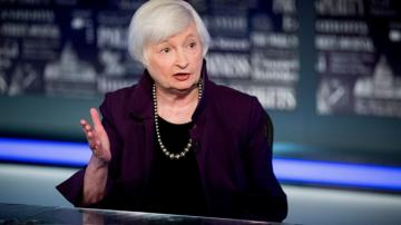 Ex-Fed Chair Yellen advises Biden on virus economic fallout