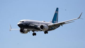 European flight safety agency to start 737 Max test flights