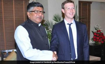 Problematic When Facebook Employees Are On Record Abusing PM: Minister