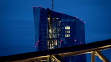 European Central Bank keeps stimulus policies on hold