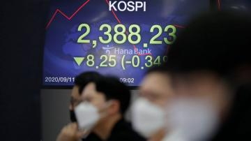 Asian shares mixed after another Wall Street tech sell-off