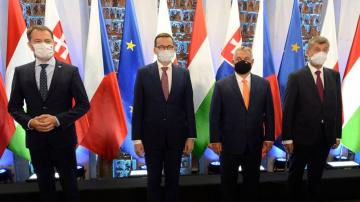 Central European leaders discuss Belarus, fighting COVID-19