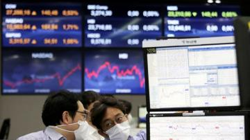 Asian shares mixed as worries percolate over pandemic