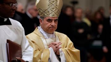 Powerful Vatican Cardinal Becciu resigns amid scandal