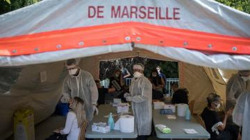 France's virus rebound: Marseille fights against closures