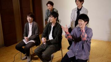 J-pop stars Arashi release English surprise before hiatus