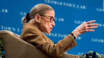 Justice Ginsburg spent her final days as if there would be more tomorrows, looking ahead to 'when this eerie time ends'