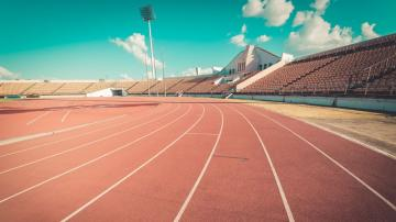 Let's Run Some 200-Meter Sprints