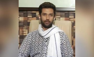 """Bihar Polls To Write New Story Of State's Betterment"": Chirag Paswan"