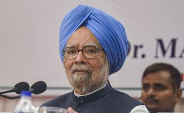 "As Manmohan Singh Turns 88, Rahul Gandhi Tweets: ""Inspiration For All"""