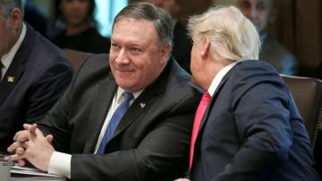 Pompeo to headline fundraiser for Christian charity in swing-state Florida