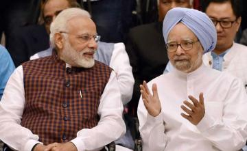 "As Manmohan Singh Turns 88, PM Modi Wishes Him ""Long And Healthy Life"""