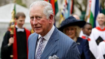 Prince Charles warns virus may devastate students' futures