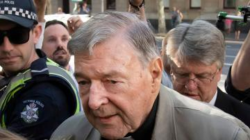 Report: Cardinal Pell returning to Vatican in crisis