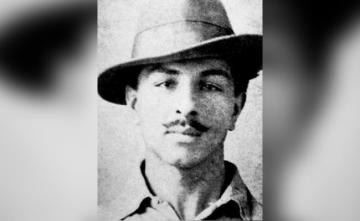 PM, Amit Shah Pay Homage To Bhagat Singh On His Birth Anniversary