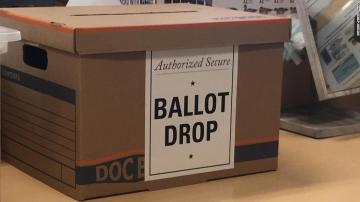 Republicans installed dozens of unauthorized ballot dropboxes in California. Officials say they're illegal and are investigating.
