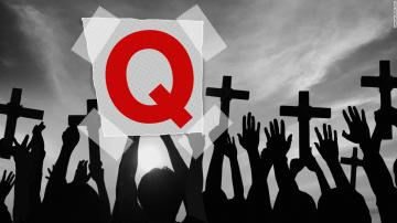 Since its inception in 2017 QAnon has quickly metastasized, infiltrating American politics, internet culture and now — religion.