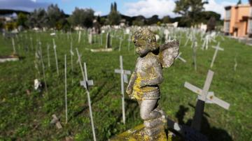 Italy probes why women's names mark aborted fetuses' graves