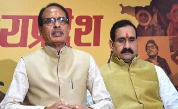 "Shivraj Chouhan Seeks Party Action Against Kamal Nath For ""Item"" Remark"