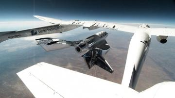 Window opens for Virgin Galactic's final round of testing